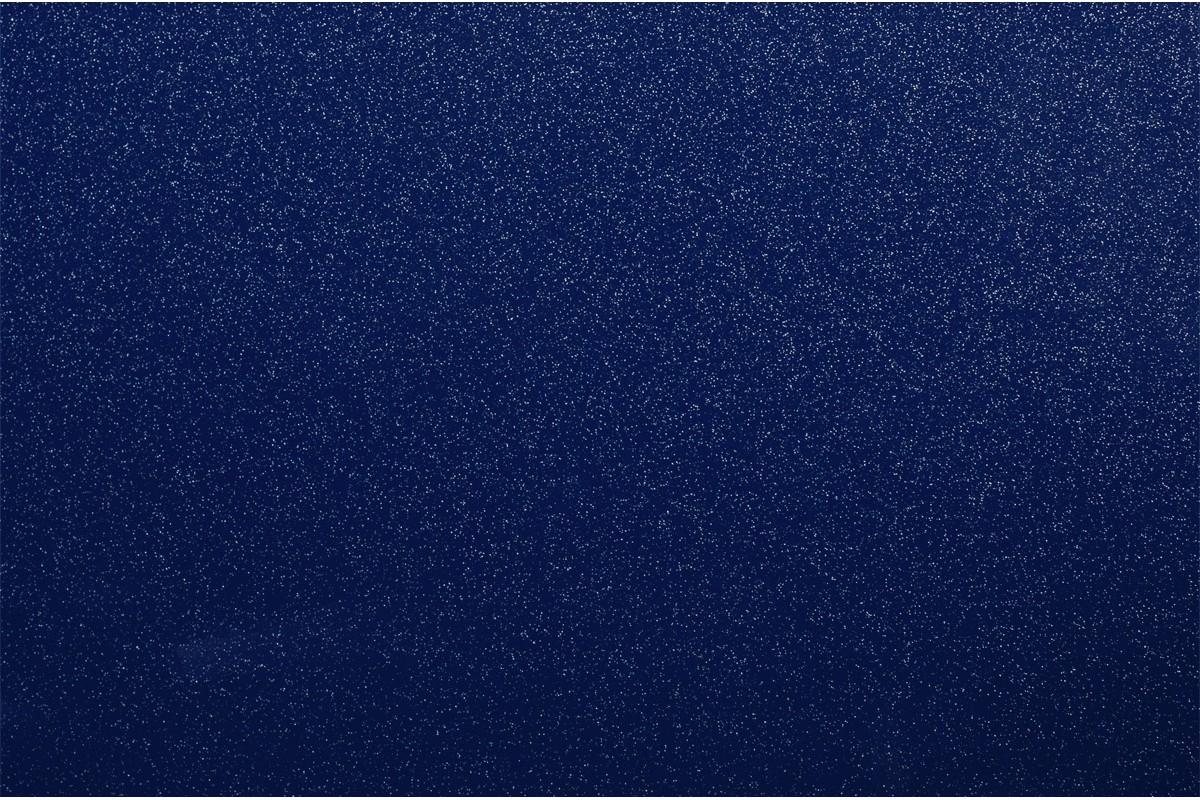 Самоклеящаяся виниловая пленка Coverstyl  J13 - Глянцевые блестки - Королевский голубой
