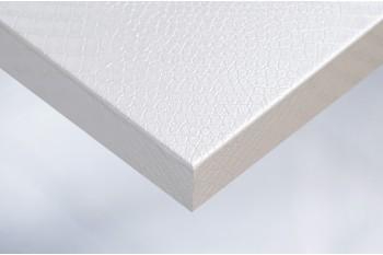 Самоклеящееся виниловое покрытие для стен и мебели, имитирующее раскраску и текстуру белый крокодиловой кожи