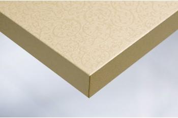Самоклеящееся виниловое покрытие для стен и мебели, имитирующее раскраску и текстуру золотой арабески