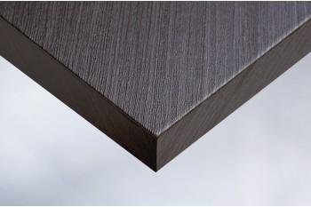 (SOLAR SCREEN®) F7 - Серебристо-черная древесина - CoverStyl.RU